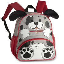 00912cdd1 Mochila infantil clio pets cachorro - cp9237p - Clio style