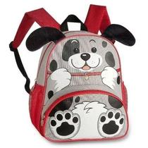 Mochila Infantil Costas Clio Pets Cachorro - Cp9237p -