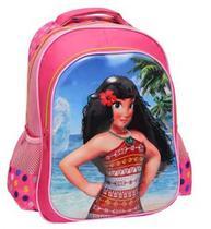 Mochila infantil costas feminina princesa 15,5'' mif525615 bf brasil -