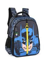Mochila Infantil de Costas Batman Coringa Ziper -