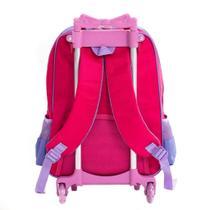 9bc20cf83 Mochila Infantil Escolar 3D Com Rodinhas Barbie - Mochila escolar
