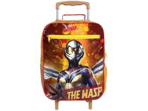 Mochila Infantil Escolar Feminina de Rodinha - Tam. G DMW Plus Ant Man and the Wasp