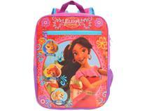 ea2b91b2e Mochila Infantil Escolar Feminina Tam. G Dermiwil - Plus Disney Elena de  Avalor Vermelha