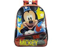 Mochila Infantil Escolar Feminina Tam. G Xeryus - Hey Mickey Mouse