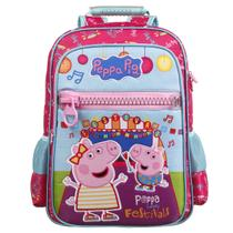 Mochila Infantil G Costas Peppa Pig Festival Dermiwil 37473 -