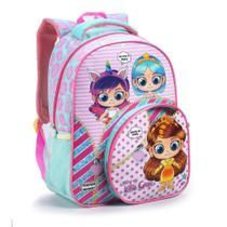 Mochila Infantil Hey Little Girls -