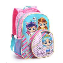 Mochila Infantil Hey Little Girls -