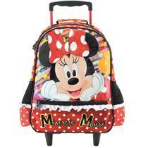 Mochila Infantil Minnie Its All About Rodinha Md N 14- Ref 8921 - Xeryus -