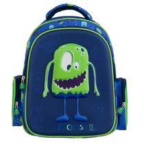 Mochila Infantil Monster Convoy Kids - YS42015 - Yins Brasil