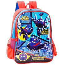 Mochila Infantil Super Wings IS33901SW -
