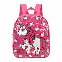 Mochila infantil up4you unicornio pink is33823up / un / luxcel -