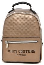 Mochila Juicy Couture Los Angeles Dourada - Santino