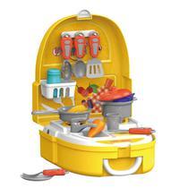 Mochila Kit Cozinha Infantil Mini Chef - Replaykids -