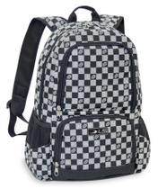 Mochila LS MO3114 com 2 bolsos frontais e 2 bolsos laterais - Ls bolsas