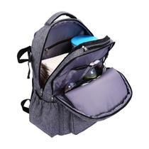 Mochila maternidade dupla porta notebook bolsa bebe luxo com trocador e termica feminina certars - Faça  resolva