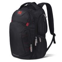 Mochila Multilaser Swisspack Large Preta Até 15.6 Pol. - BO410 -