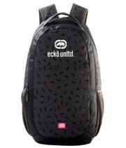 Mochila Notebook Esportiva Preto Ecko Rhino Splash - Erhs107702 - Holly