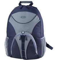 Mochila Notebook Portare 15,4 Linha Sportive Cinza e Azul 94160 -