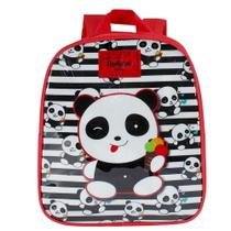 Mochila Panda IS31951UP Vermelha - Luxcel