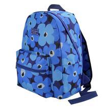 Mochila Papoula Jacki Design Azul volta as aulas -