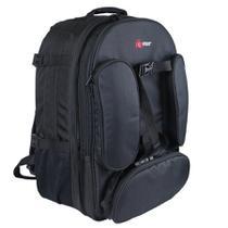 Mochila Para Câmera E Acessórios Com Compartimento para Notebook - West