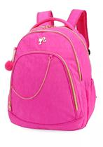 Mochila para Notebook Barbie Rosa Luxcel MJ48498BB (196055) -