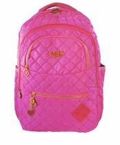 Mochila Para Notebook Feminina MH Pink MH3172 - Vozz