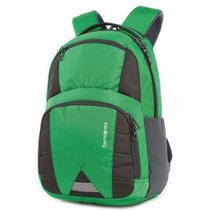 Mochila para Notebook I.O P/TABLET 4BOLSOS Verde - Samsonite