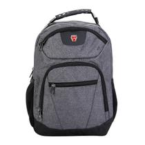 Mochila para Notebook Unissex Adventteam Cinza MJ48586AD - Advetteam