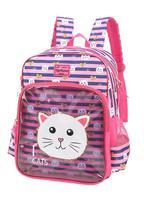 Mochila  Petit Cats Rosa - Up4you