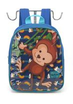 Mochila petit up4you macaco - luxcel is32608up-az