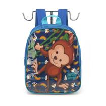 Mochila Petit Up4You Macaco - Luxcel