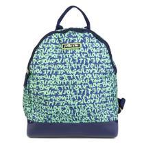 Mochila Petite Jolie Graffiti Uni Bag Feminina -
