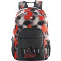 Mochila reforçada escolar Notebook Ecko Original -