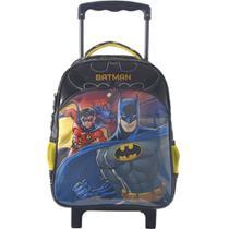 Mochila Rodinha Infantil Batman Robin Squad 16 - Xeryus