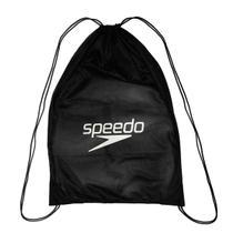 Mochila Saco Speedo Gym Mesh 12 Litros Preta -