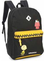 Mochila Snoopy and Charlie Brown - MS45880UP - Luxcel