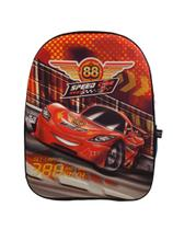 Mochila Speed Car Pol 16 Vermelha Scm700103 - Santino