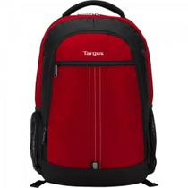 "Mochila Sport p/ Notebook 15,6"" TSB89003 Preto/Vermelho TARGUS -"