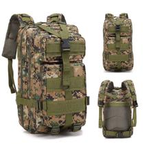 Mochila Tática Militar Assault 30L Camping Impermeável - Loy