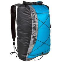 Mochila ultra sil dry daypack 22l sea to summit azul - D3 equipamentos
