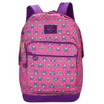 Mochila Up4you Collction MS45577UP Pink - Luxcel