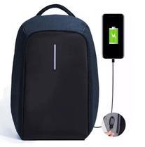 Mochila Usb Anti Roubo Furto Com Notebook Laptop Carregador (BSL-BOLSA-9) - Pinao