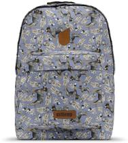 Mochila Usthemp Vegano Casual Estampa Australian Cattle Dog -