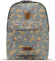 Mochila Usthemp Vegano Casual Estampa Mambo Golden Retriever -