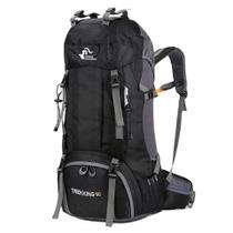 Mochila Viagem Camping Trilha Trekking Montanhismo 60L - Free Knight