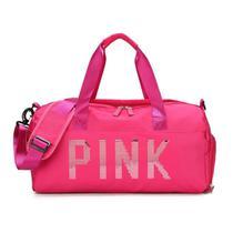 mochila viagem Linda Transversal Mala Pink - Bless Star