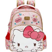 Mochila Xeryus Tam 16 Hello Kitty Top Lovely Kitty - 7902 -