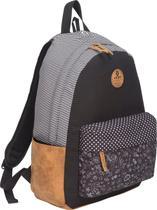 Mochila Xtrem Bondy 810 Backpack Black Doodle -