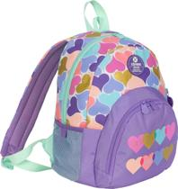 Mochila Xtrem Power 819 Backpack Continue Hearts -
